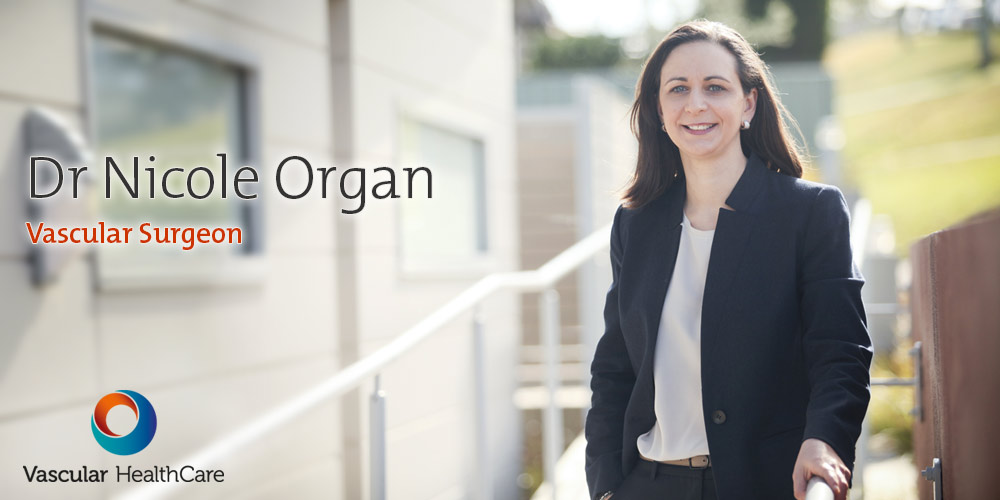 Nicole Organ Vascular Surgeon